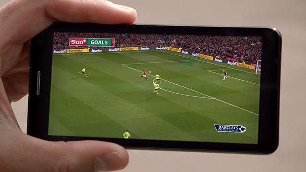 Cara Live Streaming Bola Tanpa Internet di Android